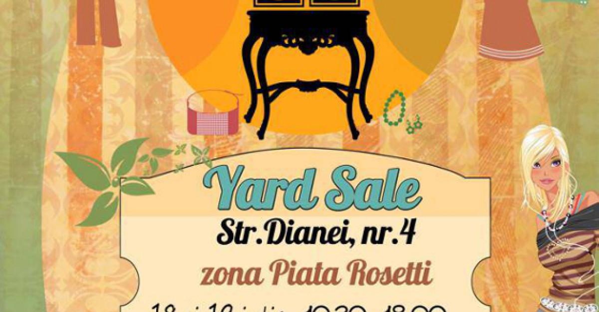 Yard Sale: Haine, bijuterii si alte minunatii