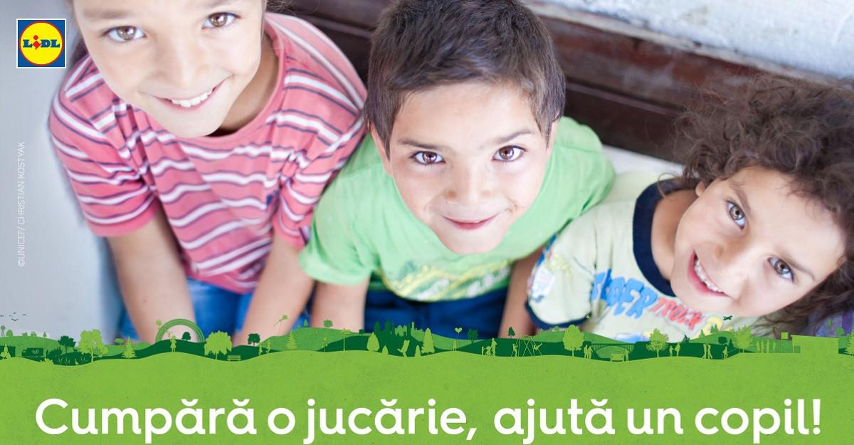 LIDL susține accesul la educație de calitate pentru copiii vulnerabili
