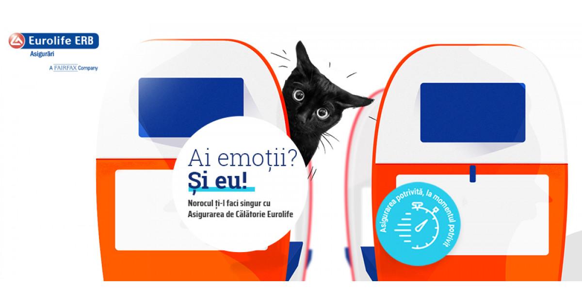RELAXAT, ECHILIBRAT ȘI ZEN:Eurolife ERB Asigurări România lansează 3 pachete de asigurare de călătorie