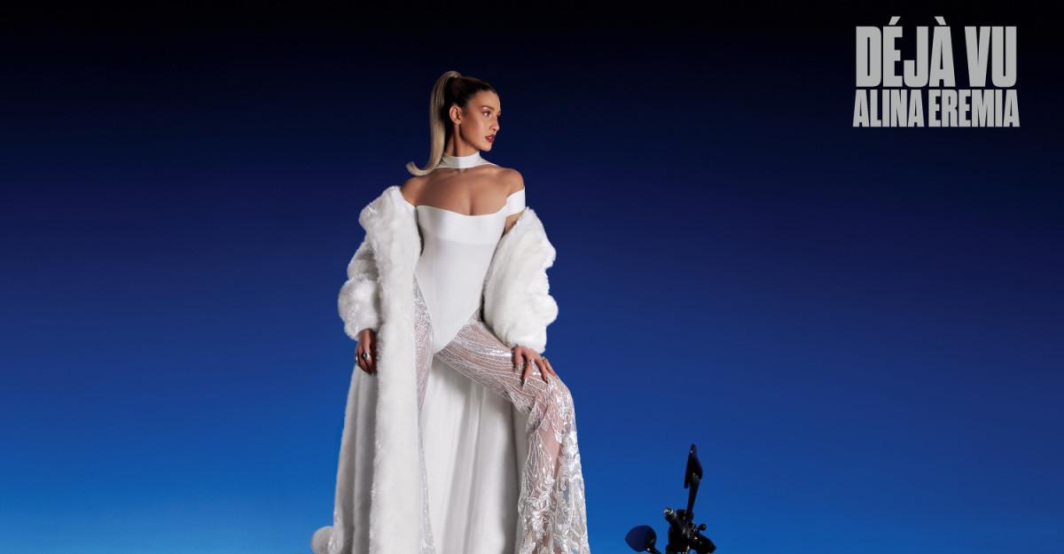 Alina Eremia lansează albumul Déjà vu, unul dintre cele mai frumoase și personale proiecte ale sale