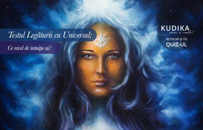Testul Legaturii cu Universul: Ce nivel de intuitie ai?
