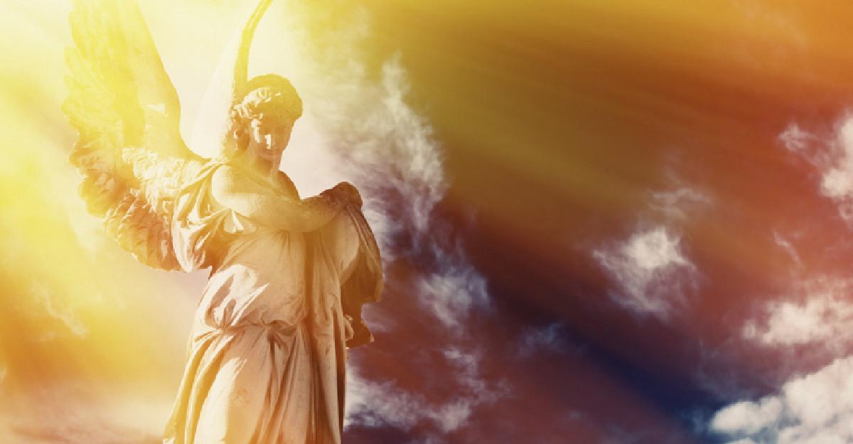 3 Semne zodiacale protejate de îngeri în luna aprilie 2021