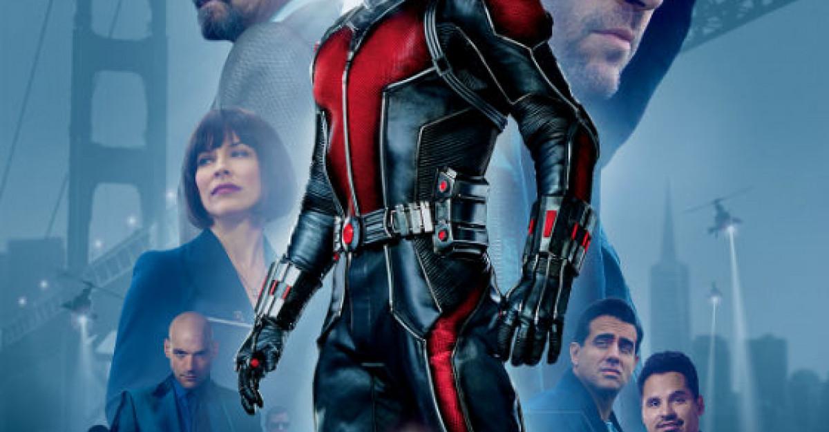 Omul-Furnica, un nou supererou in Universul Cinematografic Marvel