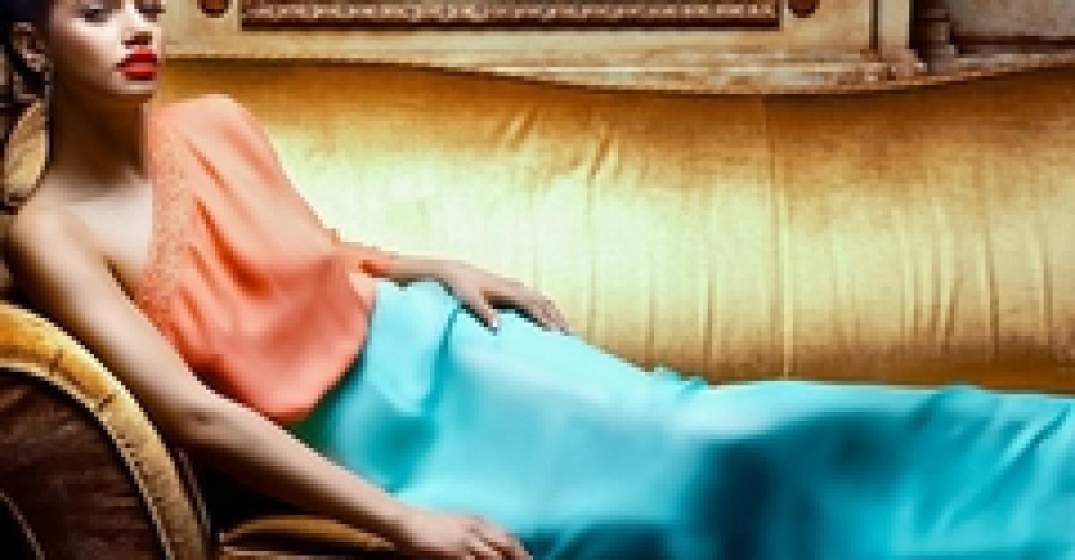 Mirela Stelea lanseaza colectia Asmara printr-o sedinta foto de exceptie