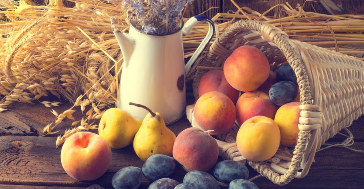 TOPUL celor mai sanatoase fructe de toamna! Consuma-le ca sa-ti intaresti imunitatea