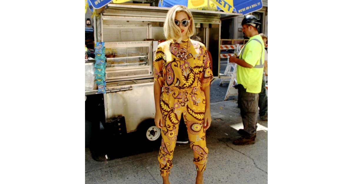 Foto: Beyonce, SUPERBA! 5 Tinute purtate in vacanta