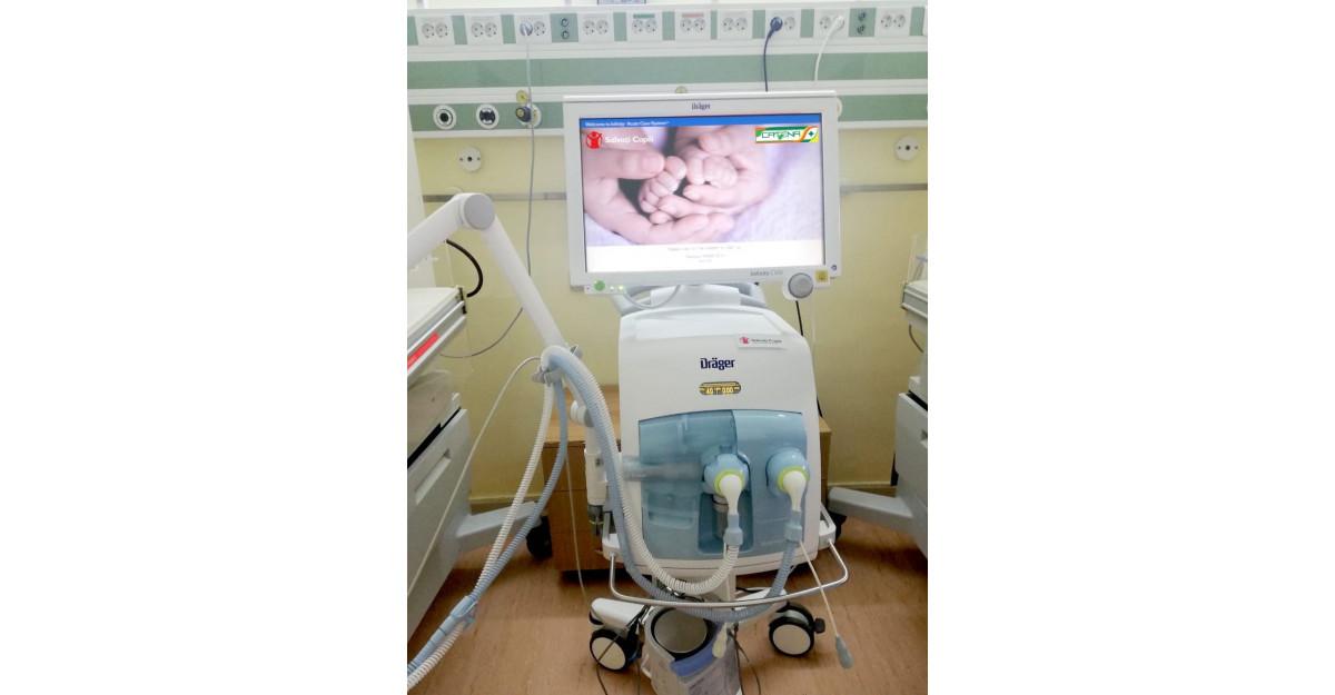 Fond de urgență pentru spitale: Dotari pentru Spitalul Universitar de Urgență București și alte patru spitale