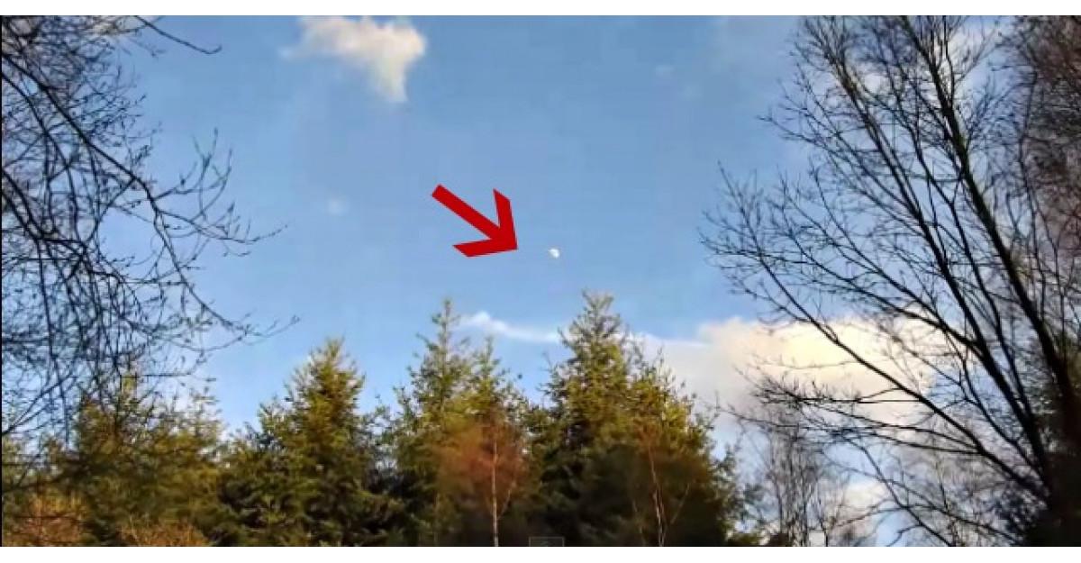 Video: Acest barbat filma cerul, apoi ASTA s-a intamplat! Ce a vazut te va lasa fara cuvinte!