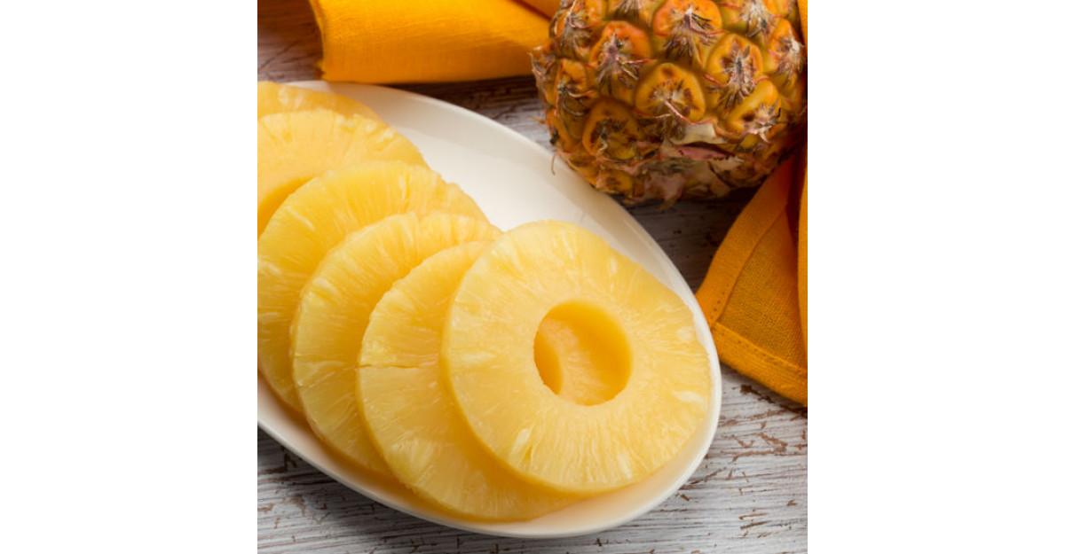 ananasul ajuta viermii)
