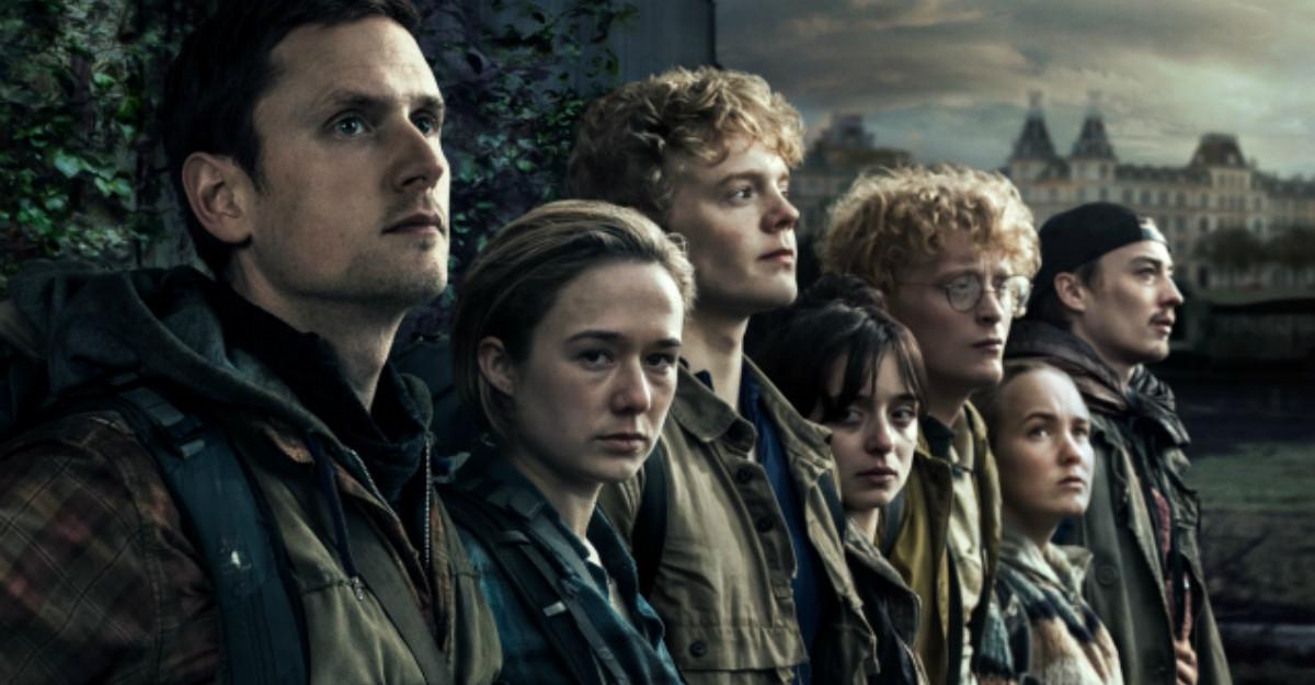 Netflix lanseaza trailerul serialului THE RAIN