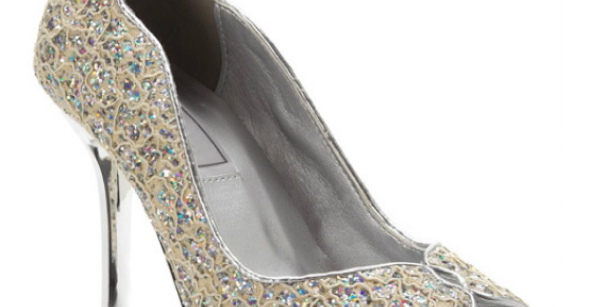 43 Modele de pantofi pentru mireasa