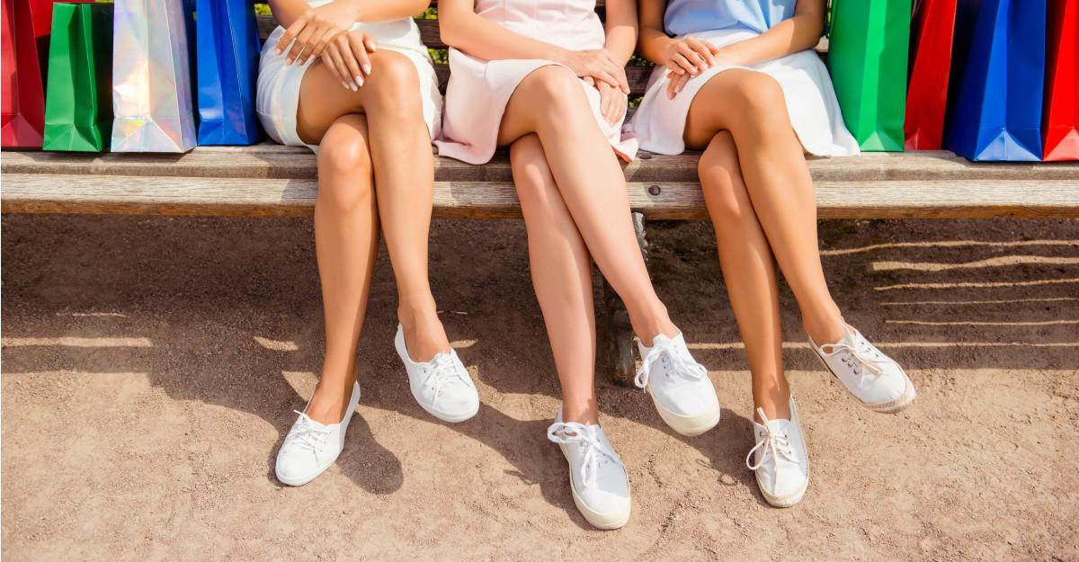 Pantofi sport de vara - imbinarea dintre casual si sport