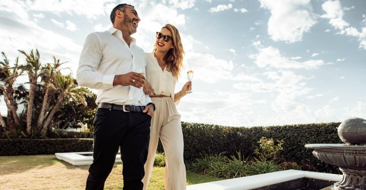 Reguli vestimentare pentru cupluri stilate