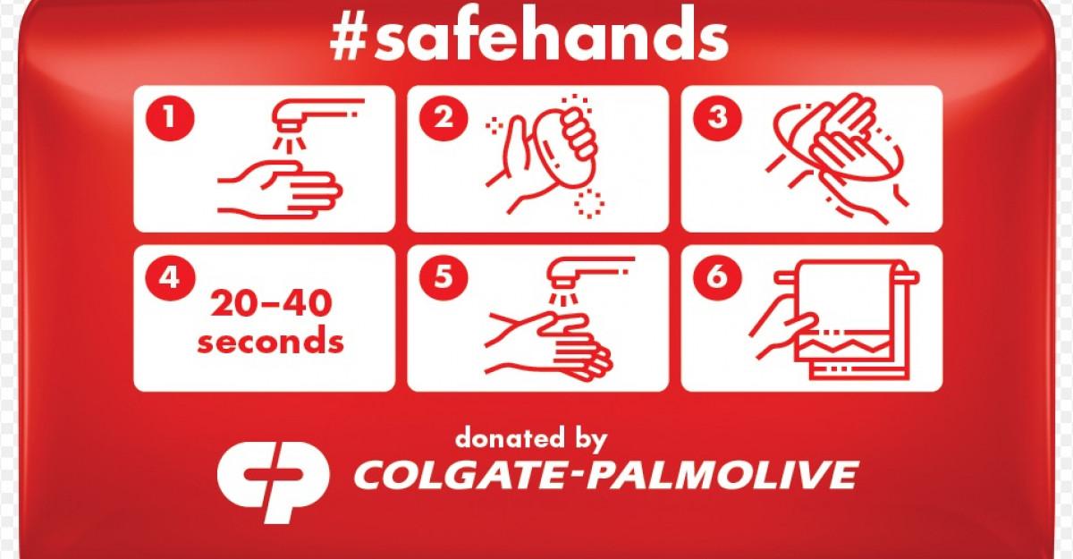 SafeHands - 20 de milioane de dolari vor fi donate organizațiilor non-profit din toată lumea