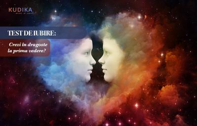 Test de iubire: Crezi in dragoste la prima vedere?