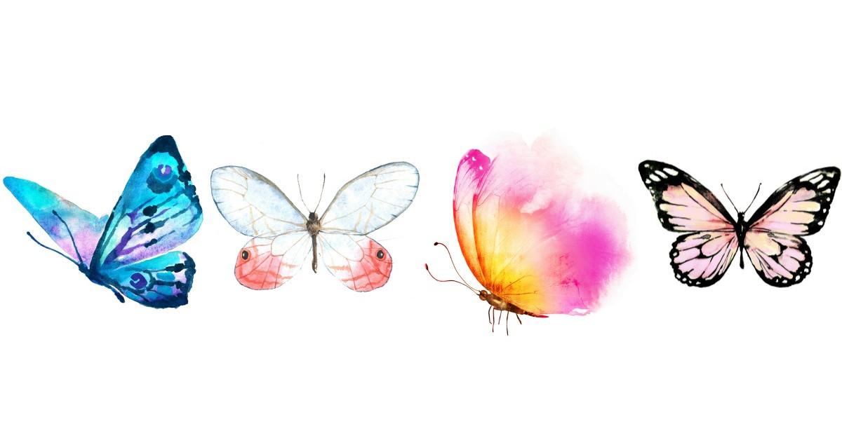 Alege un fluture și află ce îți va aduce anul 2019