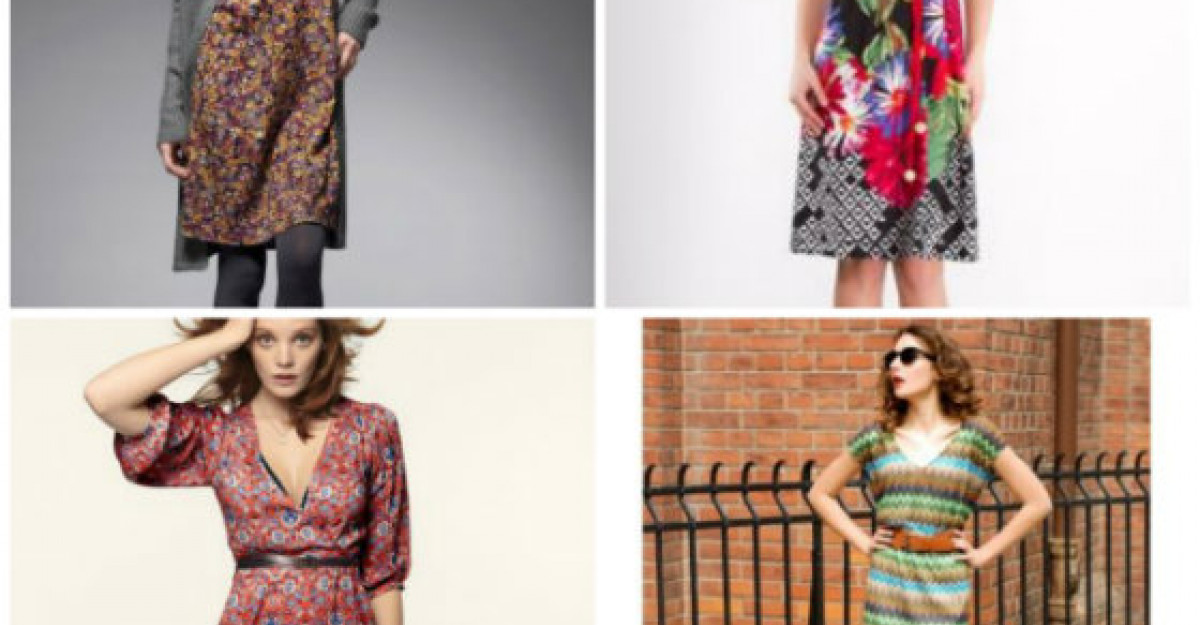 15 rochii colorate