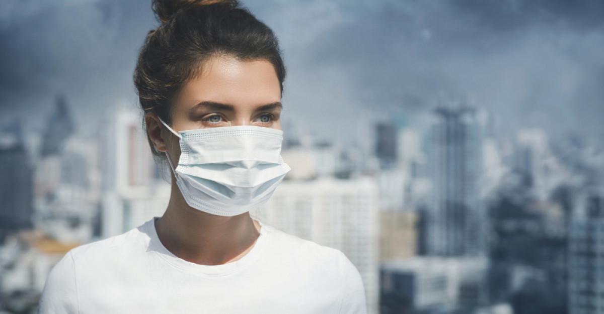 Scapă pentru totdeauna de acneea cauzată de mască!
