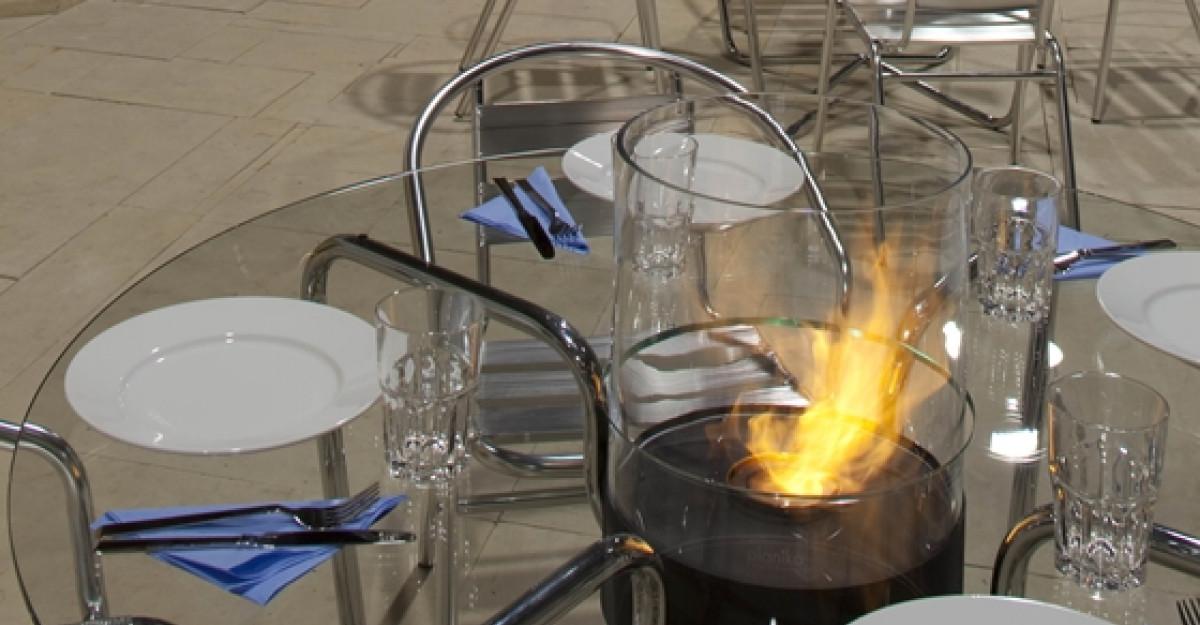 Biosemineul FireTable - un efect vizual elegant si modern
