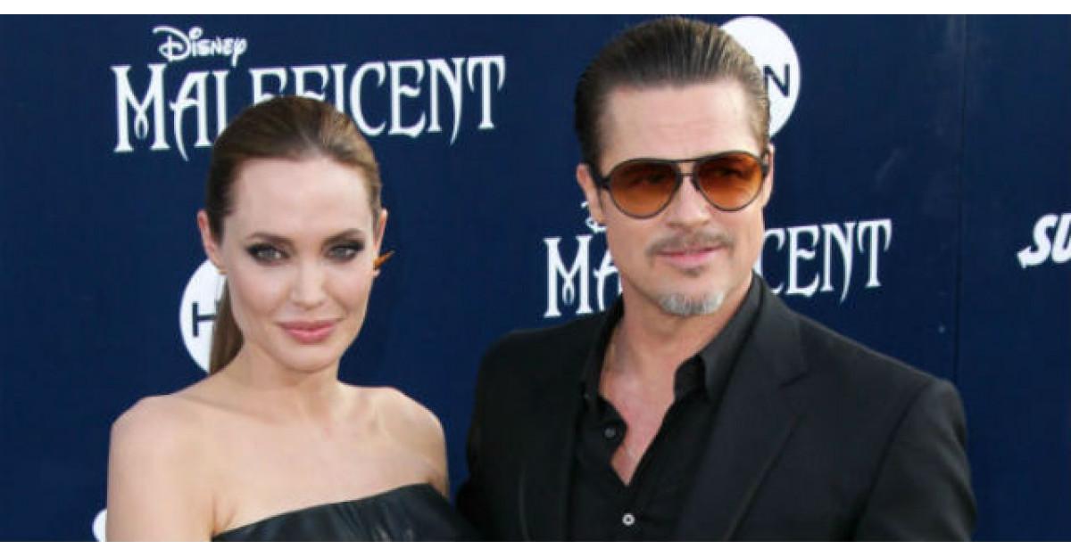 Adevarata fata a lui Brad Pitt. Angelina Jolie s-a saturat!
