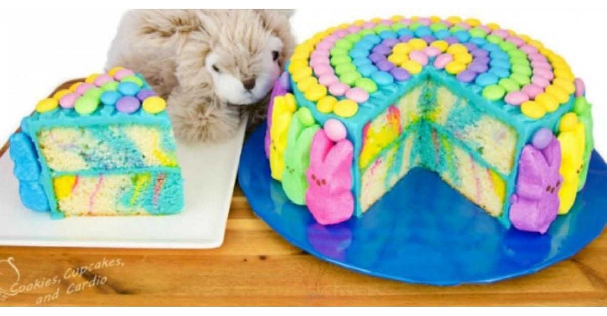 Vreti sa faceti un tort special pentru Paste? Atunci incercati-l pe acesta