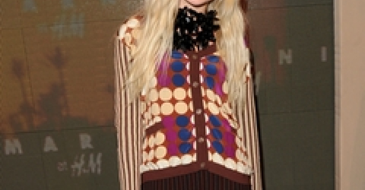 Celebritatile s-au reunit la Hollywood pentru a sarbatori lansarea colectiei Marni at H&M