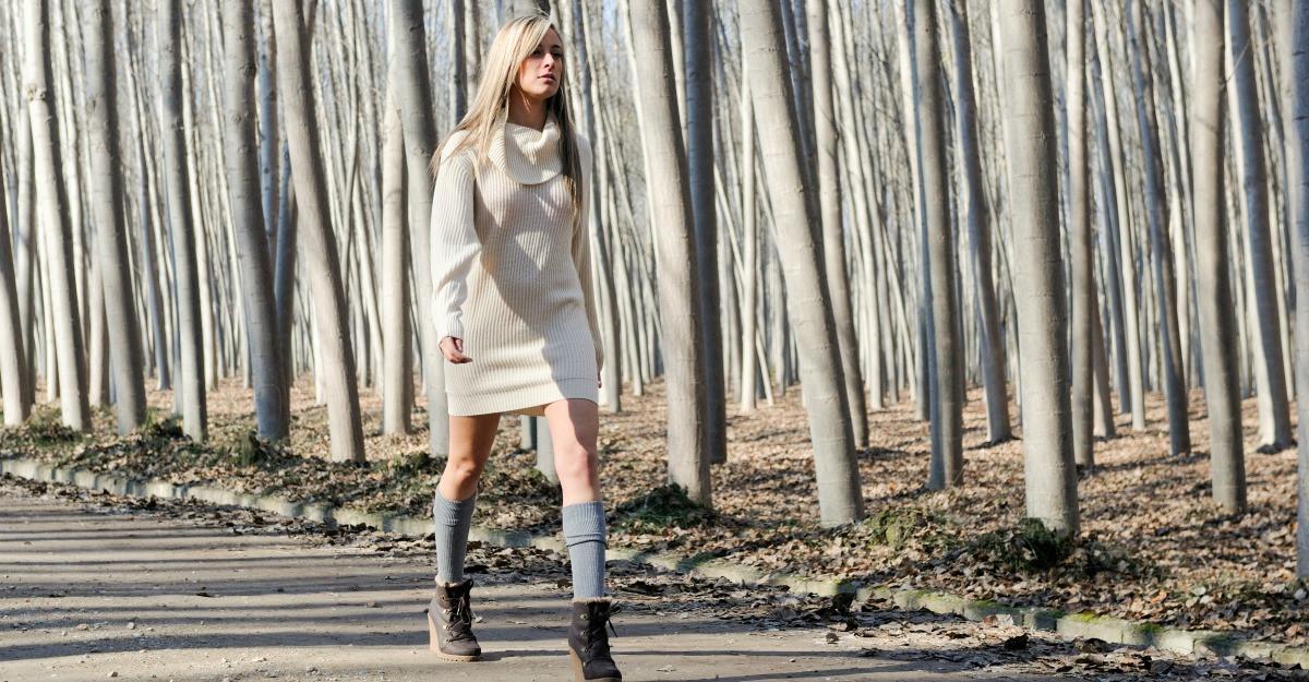 10 rochii calduroase de iarna