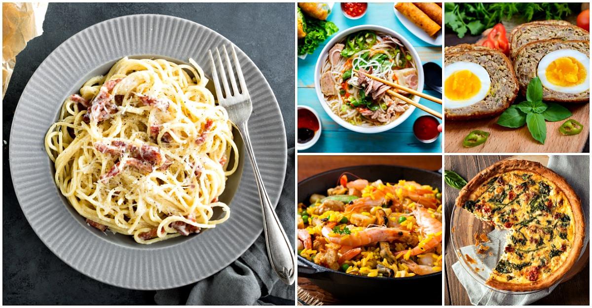 Calatorie culinara: 15 mancaruri traditionale delicioase din intreaga lume