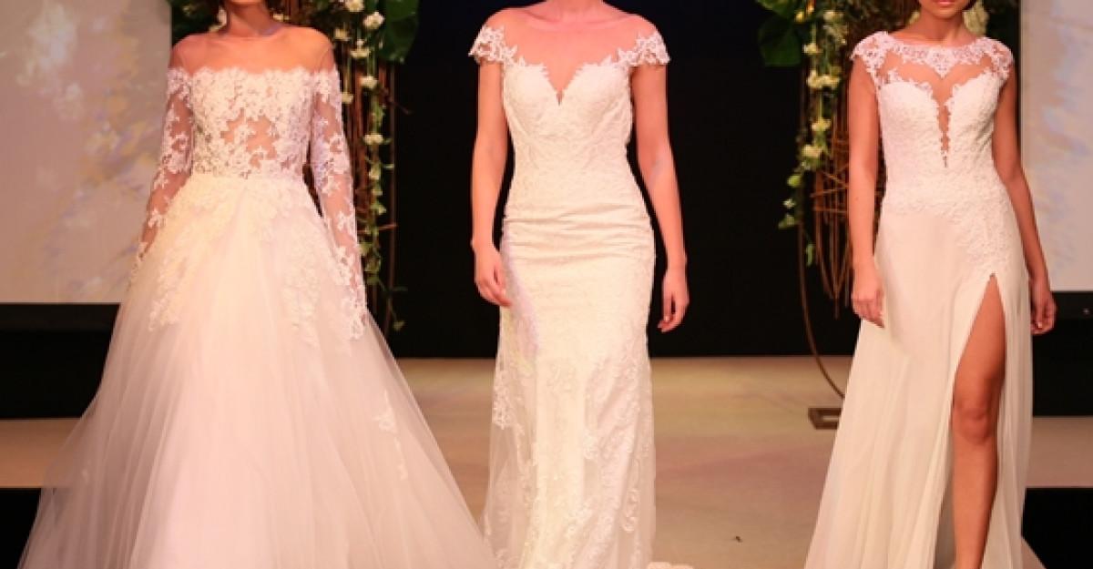 Bucharest Bridal Fashion Show prezinta ultimele tendinte in rochiile de mireasa