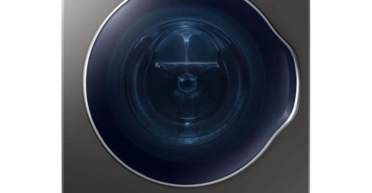 Samsung extinde gama de masini de spalat cu noi modele compacte premium