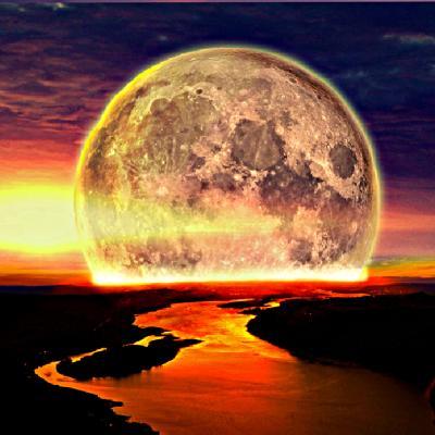 Pe 24 iunie are loc ultima super Lună Plină din acest an. Universul ne arată semnele pe care le așteptăm de atât de mult timp