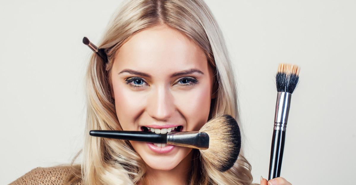 Cea mai bună investiție în make-up: pensulele de machiaj!