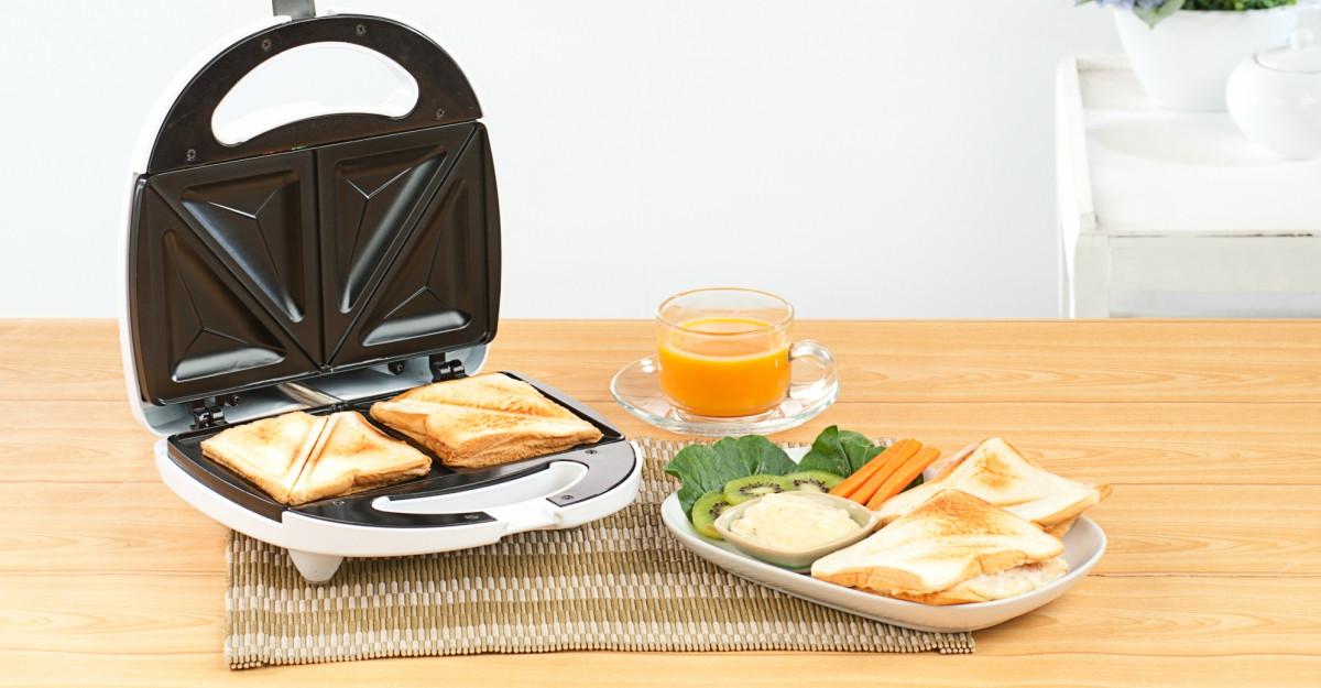 Sandwich maker potrivit pentru intreaga familie