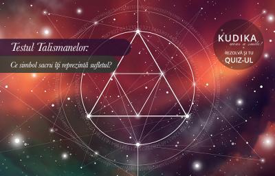 Testul Talismanelor: Ce simbol sacru iti reprezinta sufletul?