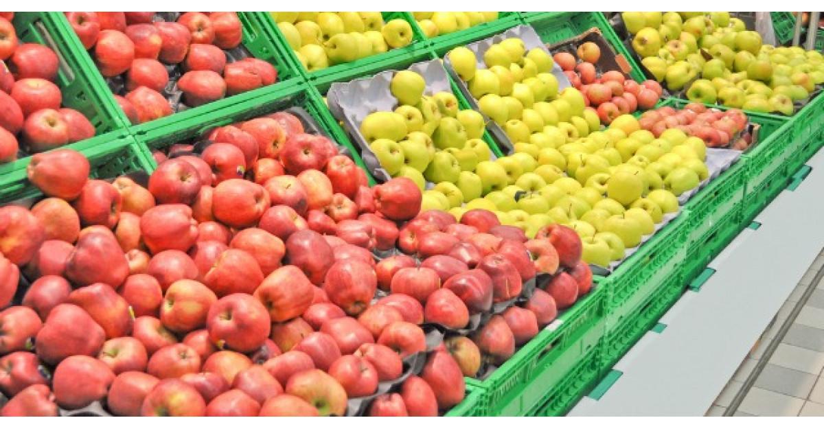 Adevarul ascuns despre merele din supermarket. Ce contin?
