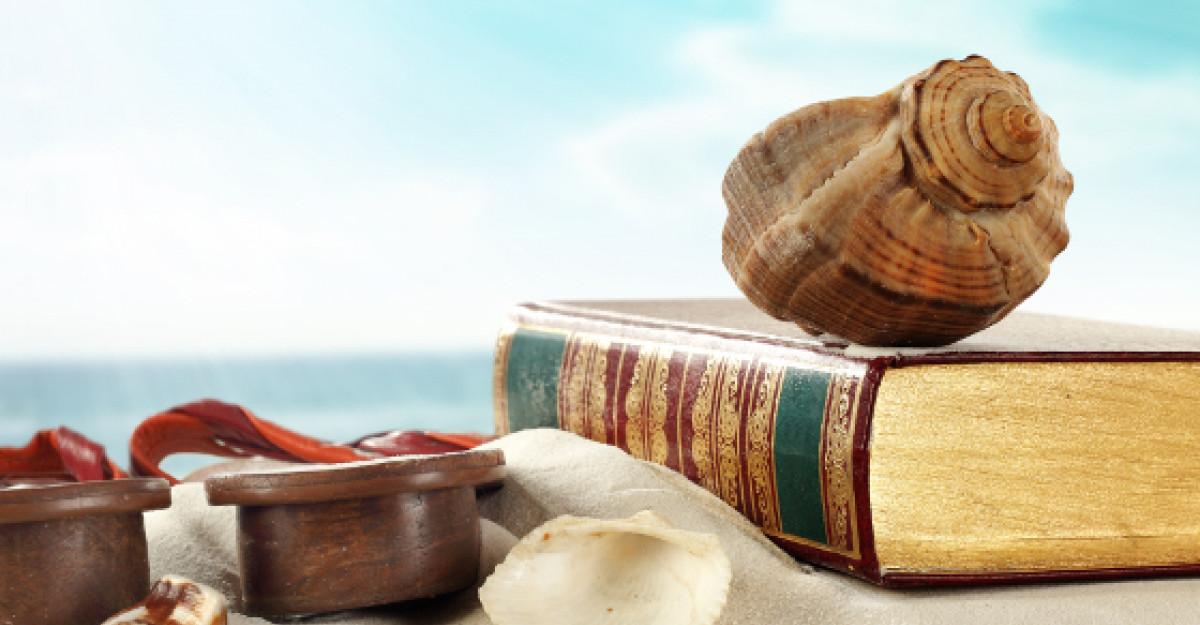 Carti de citit pe plaja: Bani de hartie
