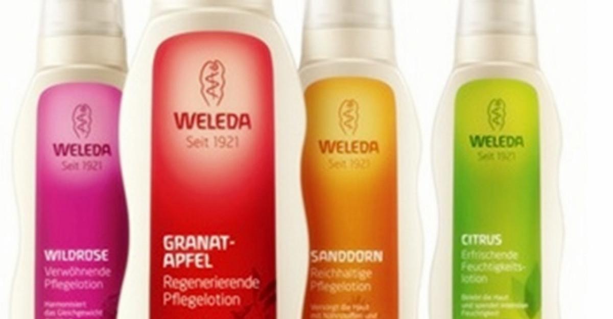 Noua Gama Weleda - rasfat pentru piele, inspiratie pentru simturi!