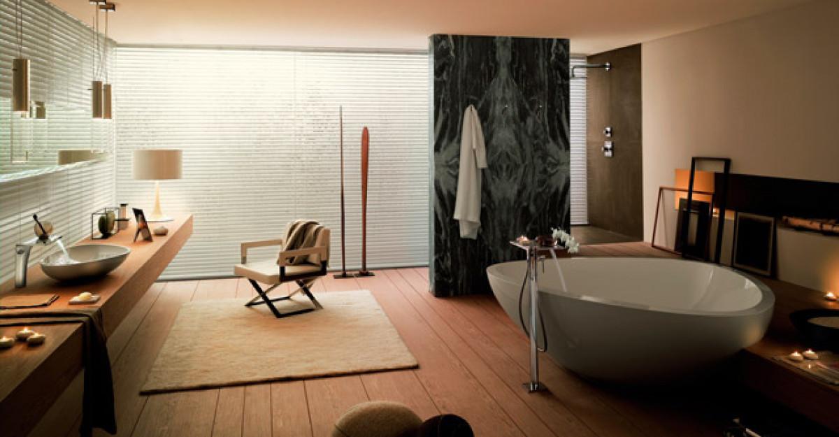 Cum sa iti transformi propria baie intr-un spa