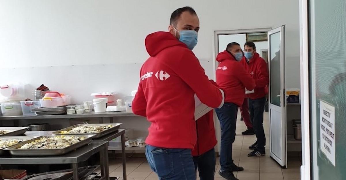 Ministerul Sănătății, împreună cu unul dintre cei mai mari retaileri din România, asigură alimente pentru spitalele din țară