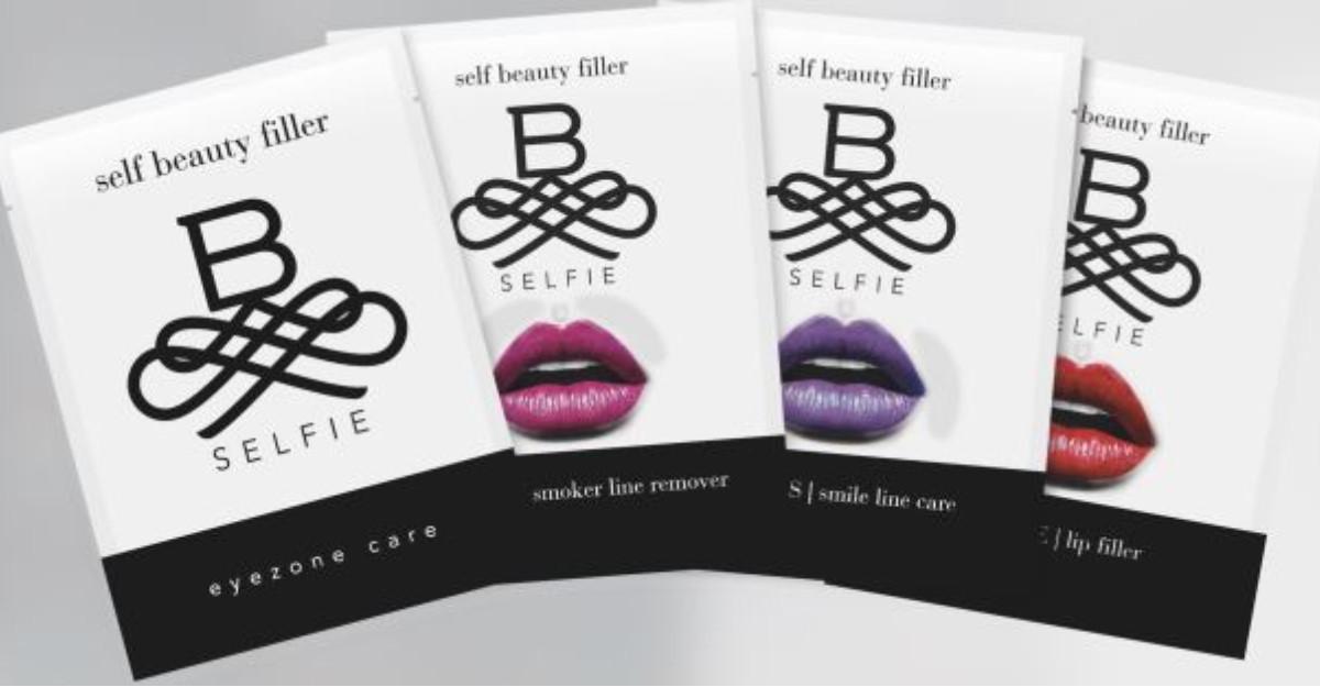 B-SELFIE, primul filler inovator sub formă de plasture, a fost lansat în România