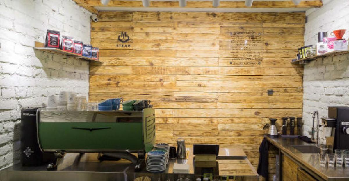 Steam Coffee Shop, cafea de specialitate intr-un To Go!