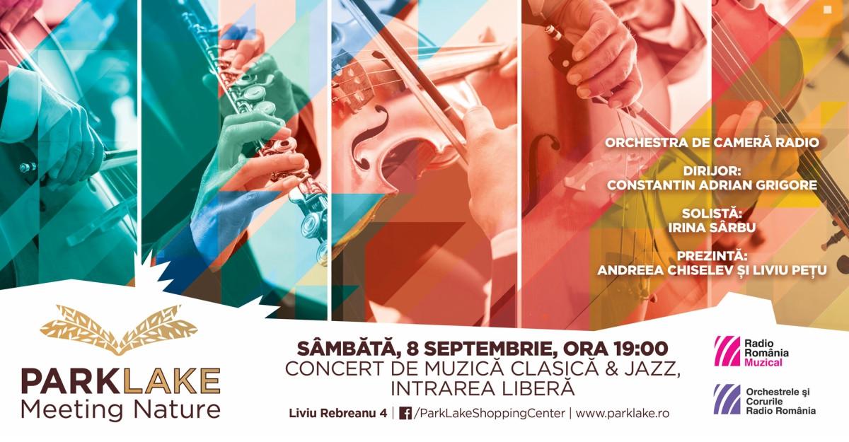 Trăiește simfonia culorilor de toamnă în Grădina ParkLake: concert al Orchestrei de Cameră Radio