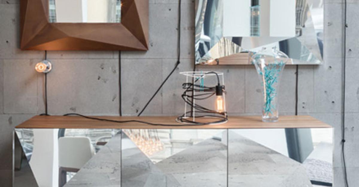 17 piese de mobilier metalice