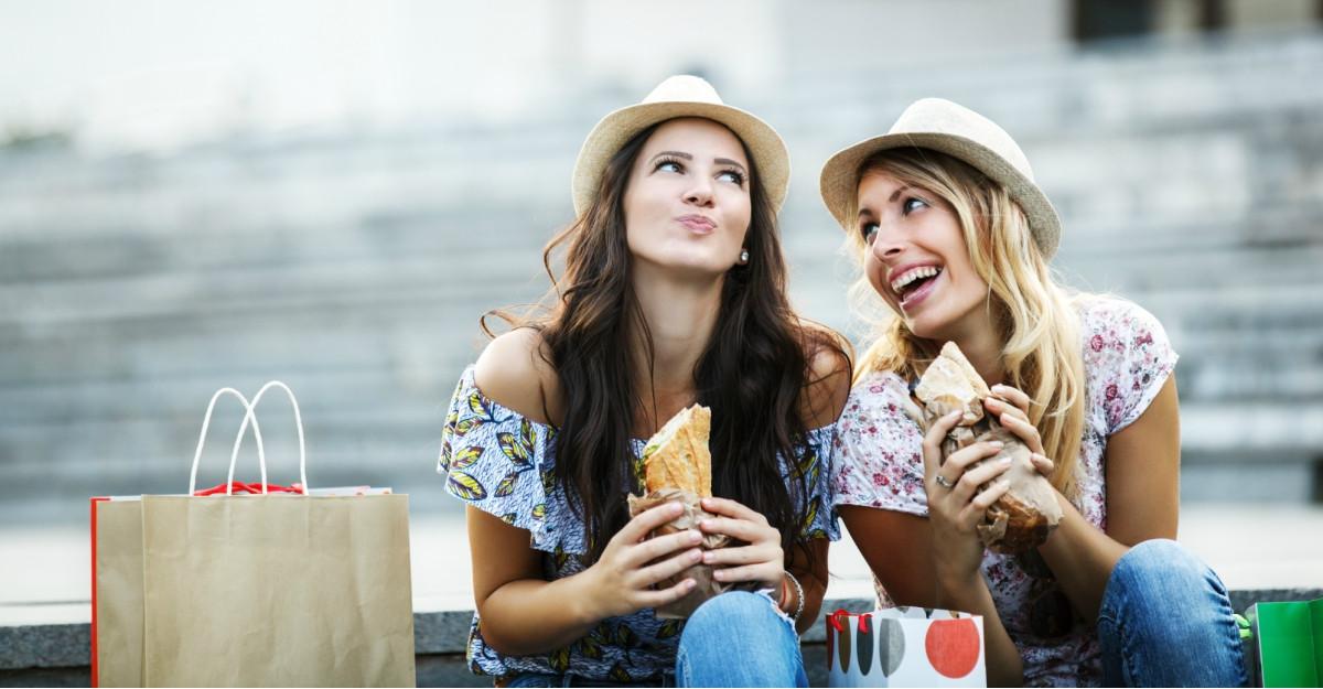 1 sendviș pe minut vândut în cea mai aglomerată zi a anului