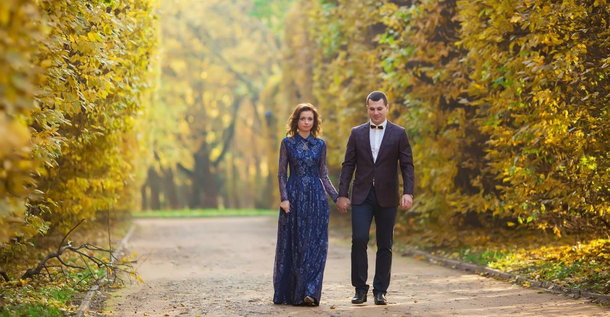 Cum sa stralucesti la o nunta organizata toamna