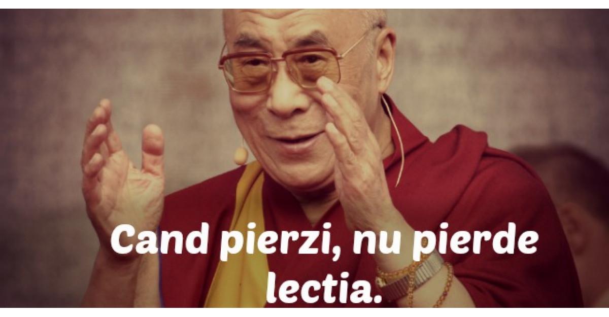 Invataturile vietii de la Dalai Lama