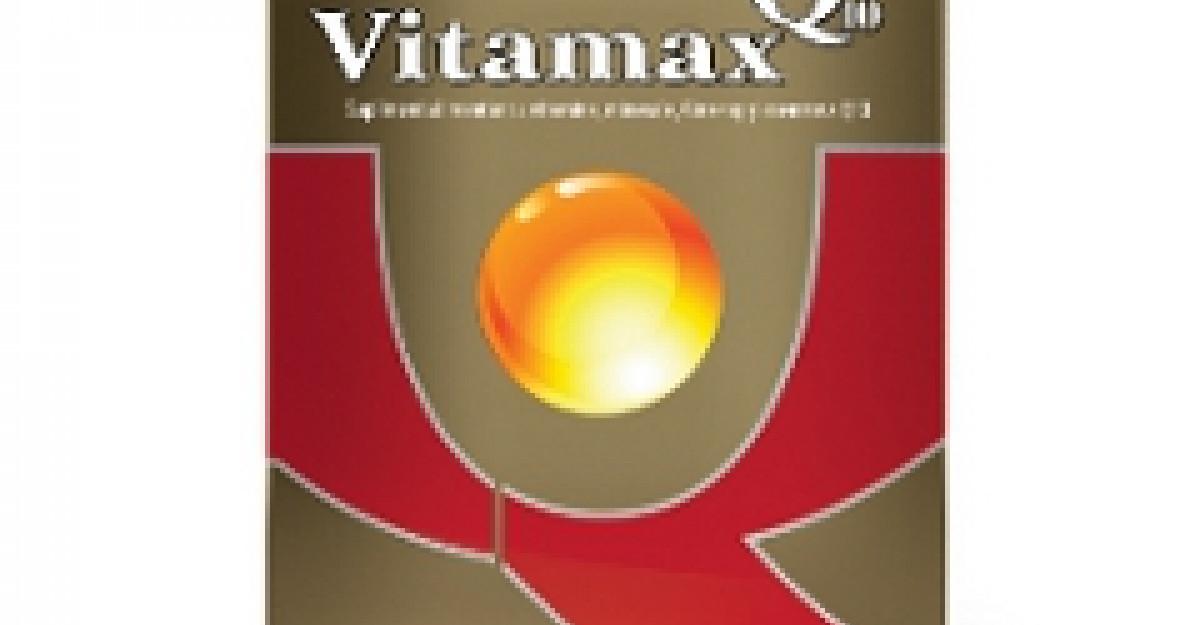 Vitamax Q10 - revitalizeaza si fortifica organismul!
