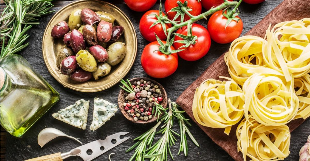A fost descoperit ingredientul magic al dietei mediteraneene