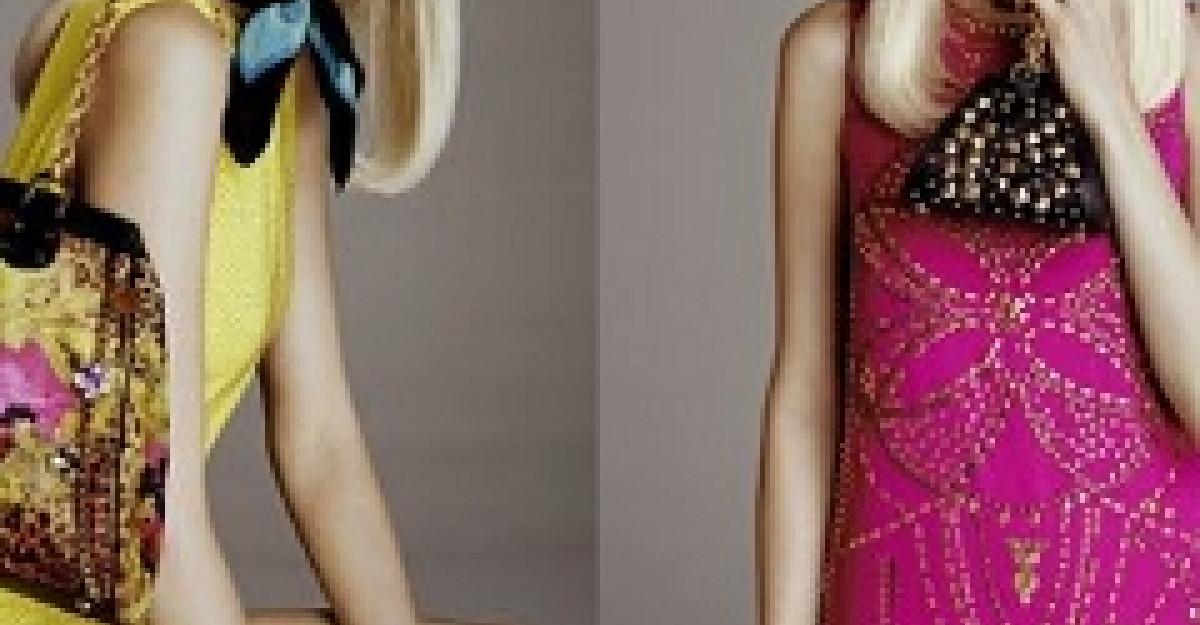 Shopping: 7 rochii Versace pentru H M