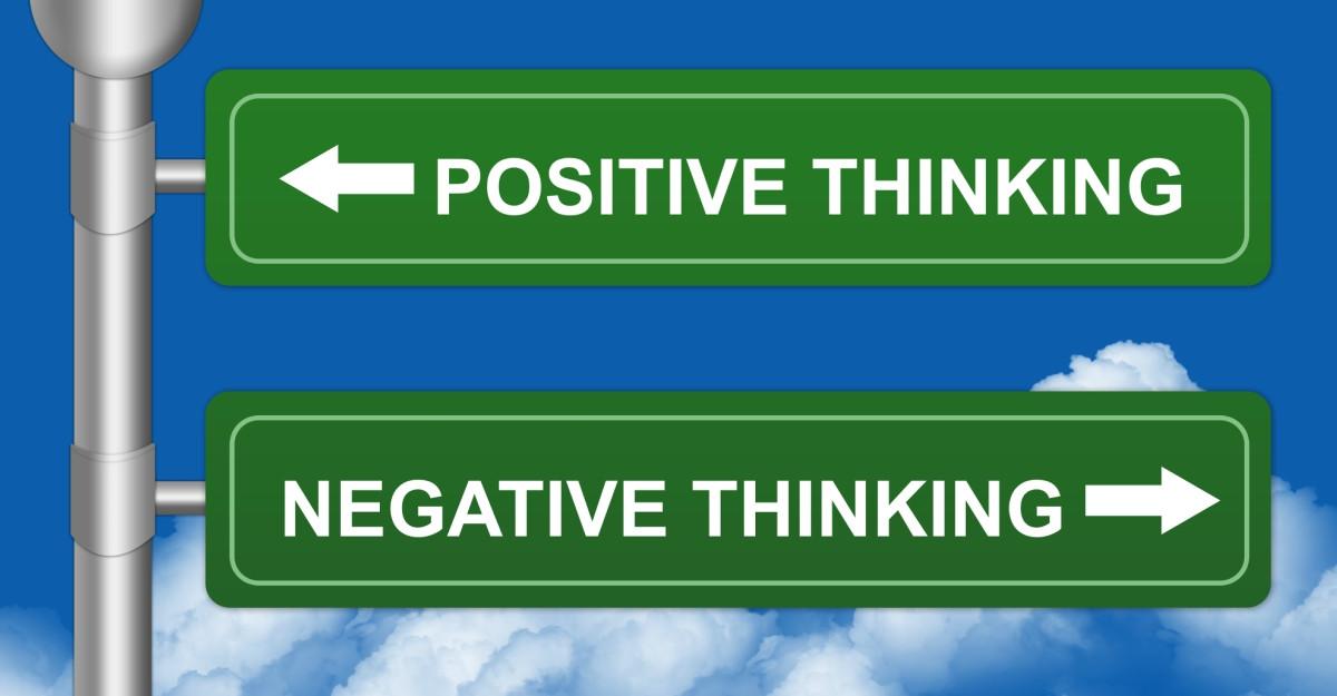 Cinci moduri pentru a te elibera de gândurile negative